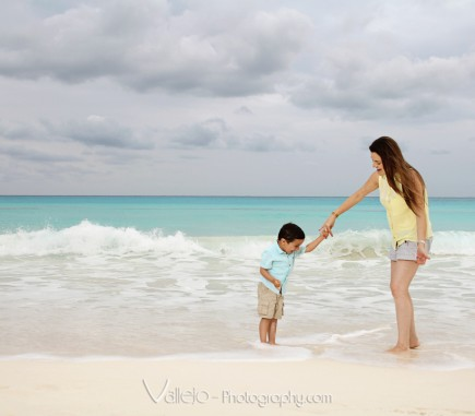 family photographer cancun riviera maya
