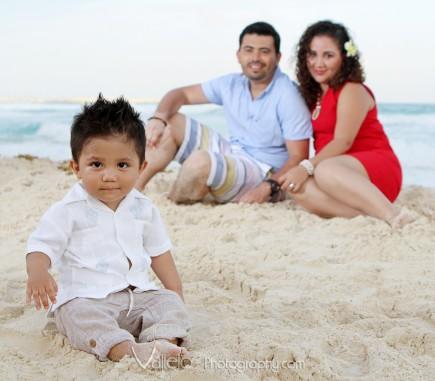 cancun riviera maya family photography