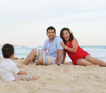 family photography cancun riviera maya