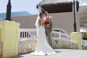 Cancun Wedding Photos
