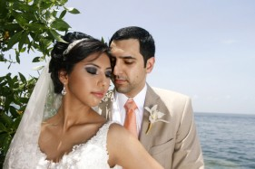 Wedding photoshoot Cancun
