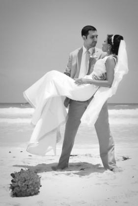 fotografos bodas cancun