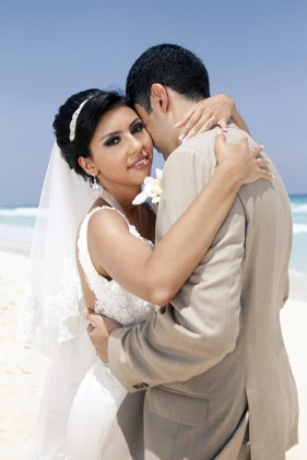 wedding photography in cancun