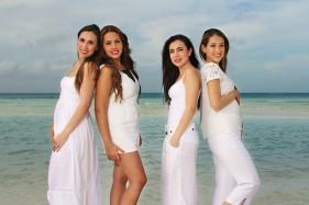 Family Cancun Beach