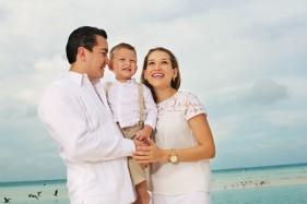 Cancun Family Photos