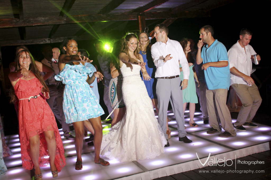 Cancun Wedding Party