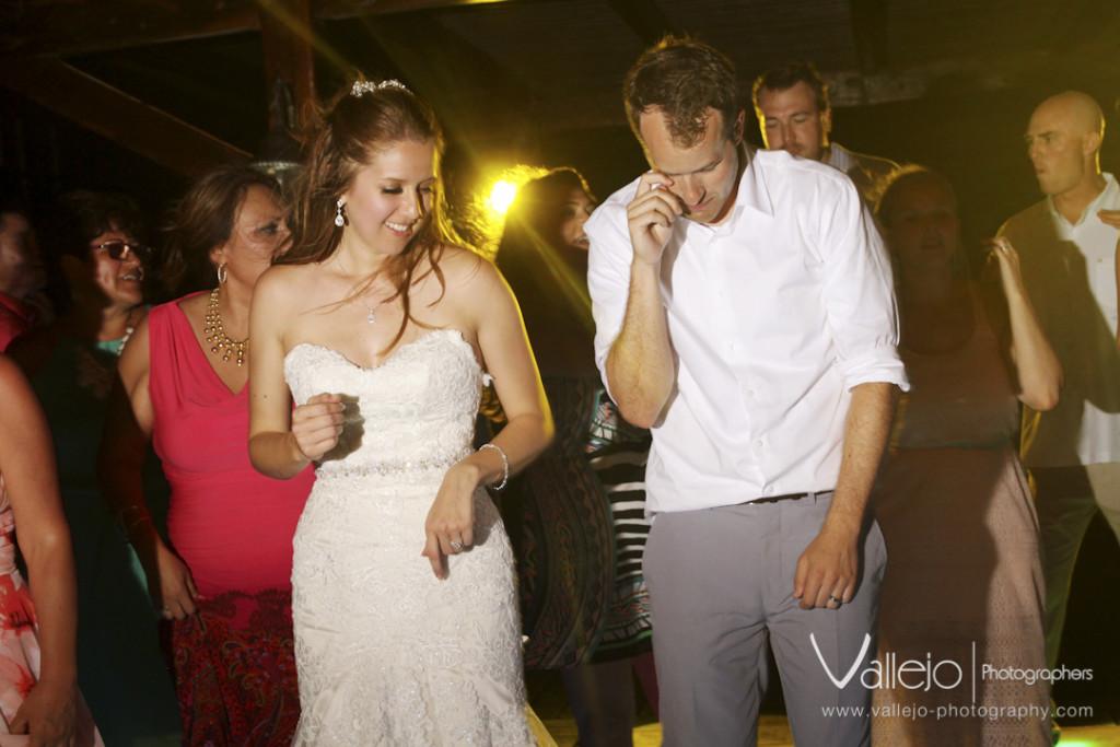 Wedding Party Cancun Photos