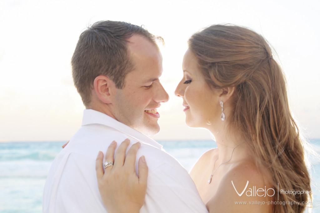 Wedding Photos Cancun Beach